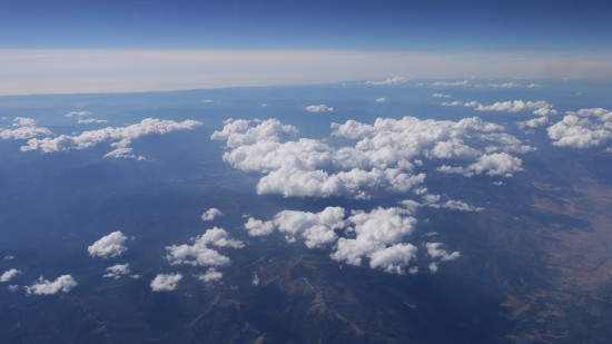 Zbor deasupra norilor (c) Cristi Dorombach 2010