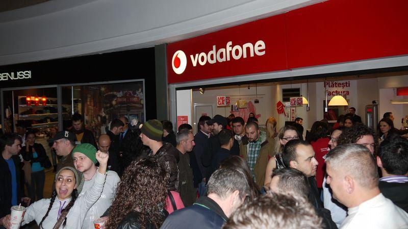 Vodafone este cea mai de incredere retea de telefonie mobila pentru romani, potrivit Reader's Digest Trusted Brand