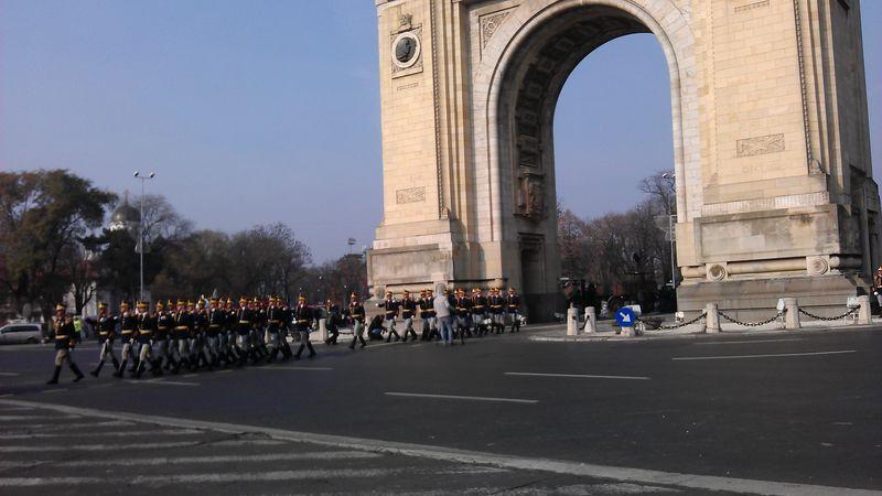 Romanii au armata – parada de 1 Decembrie