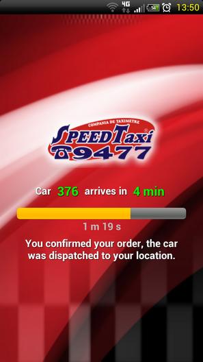 Aplicatia Speed Taxi chiar functioneaza