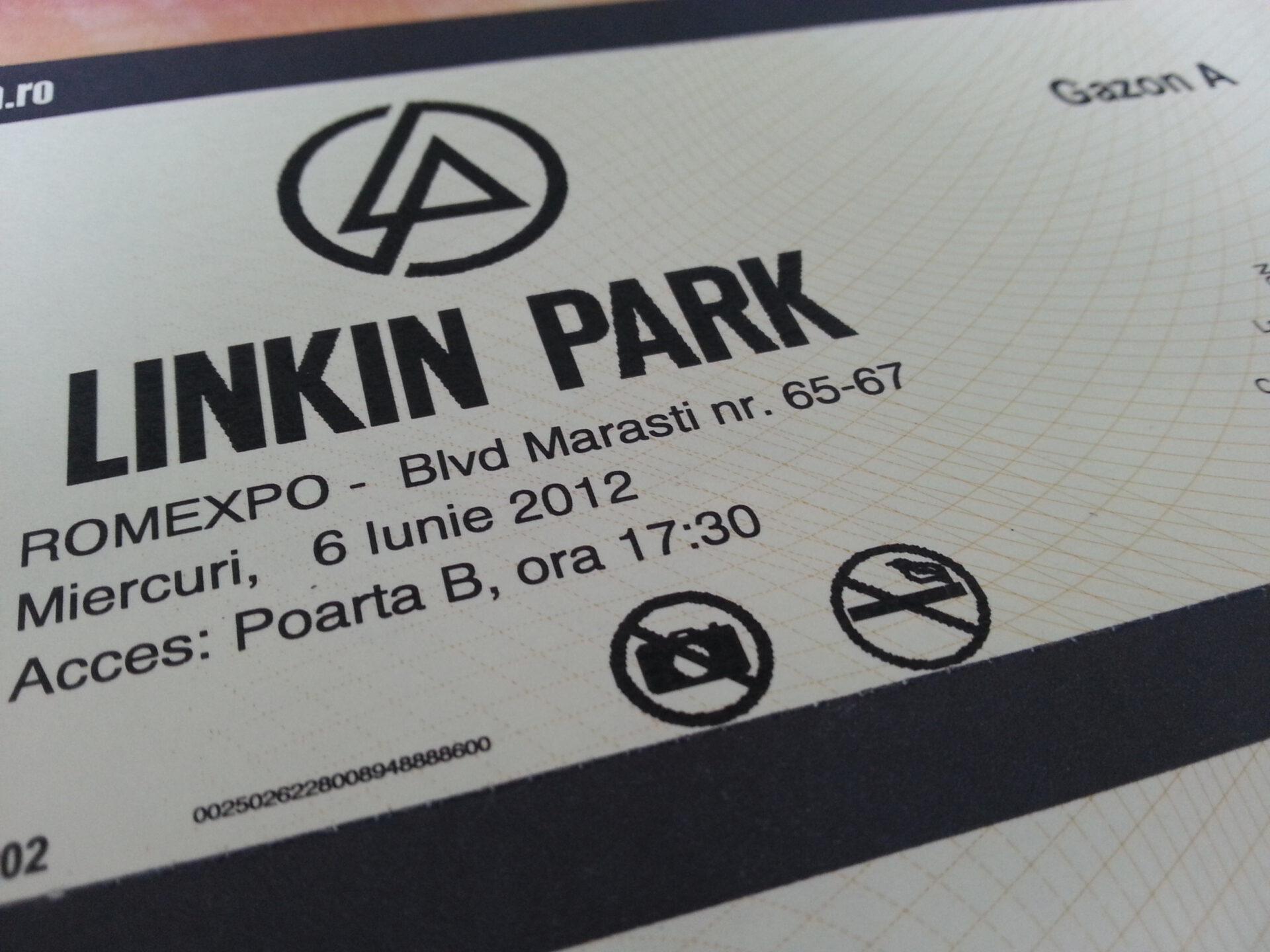 12.000 de oameni la Linkin Park