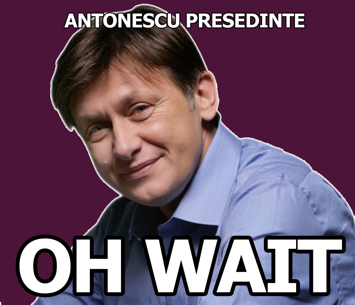 Unde sunt cei care se bucura ca e Antonescu Presedinte?