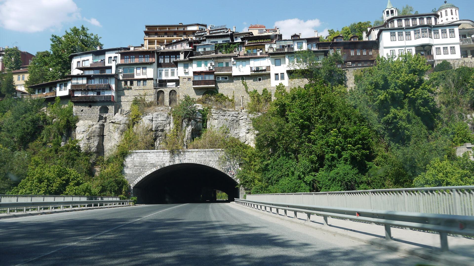 Un tunel