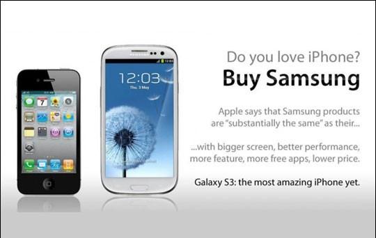Replica Samsung