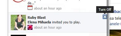 In final poti opri notificarile de la jocuri pe Facebook