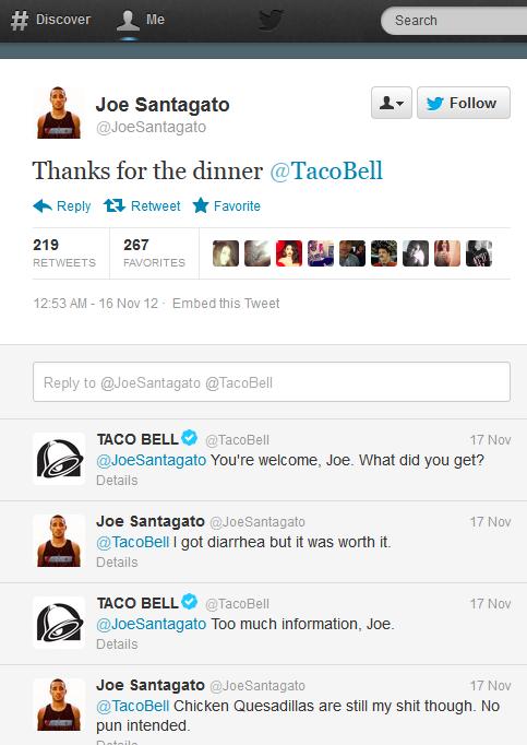 Invata social media de la Taco Bell