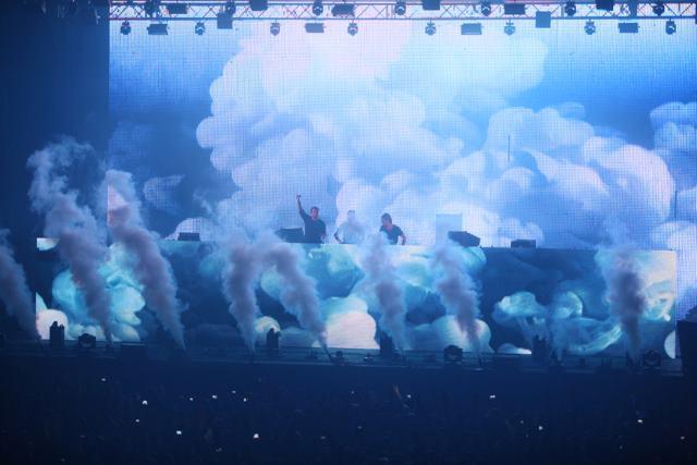 Swedish House Mafia – We come We Rave We Love