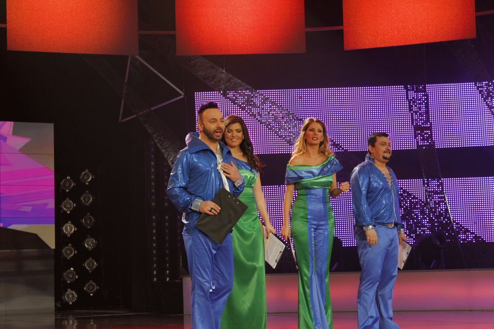 Semifinala 2, Eurovision 2013