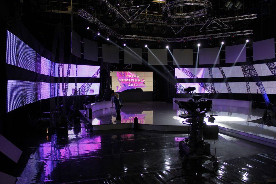 Eurovision la TVR