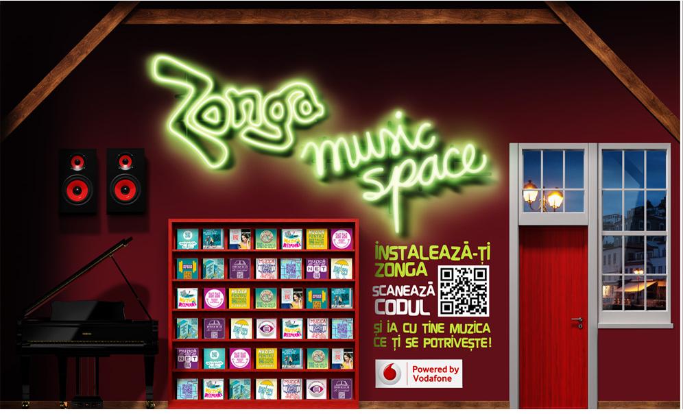 invitatie eveniment Zonga Music Space