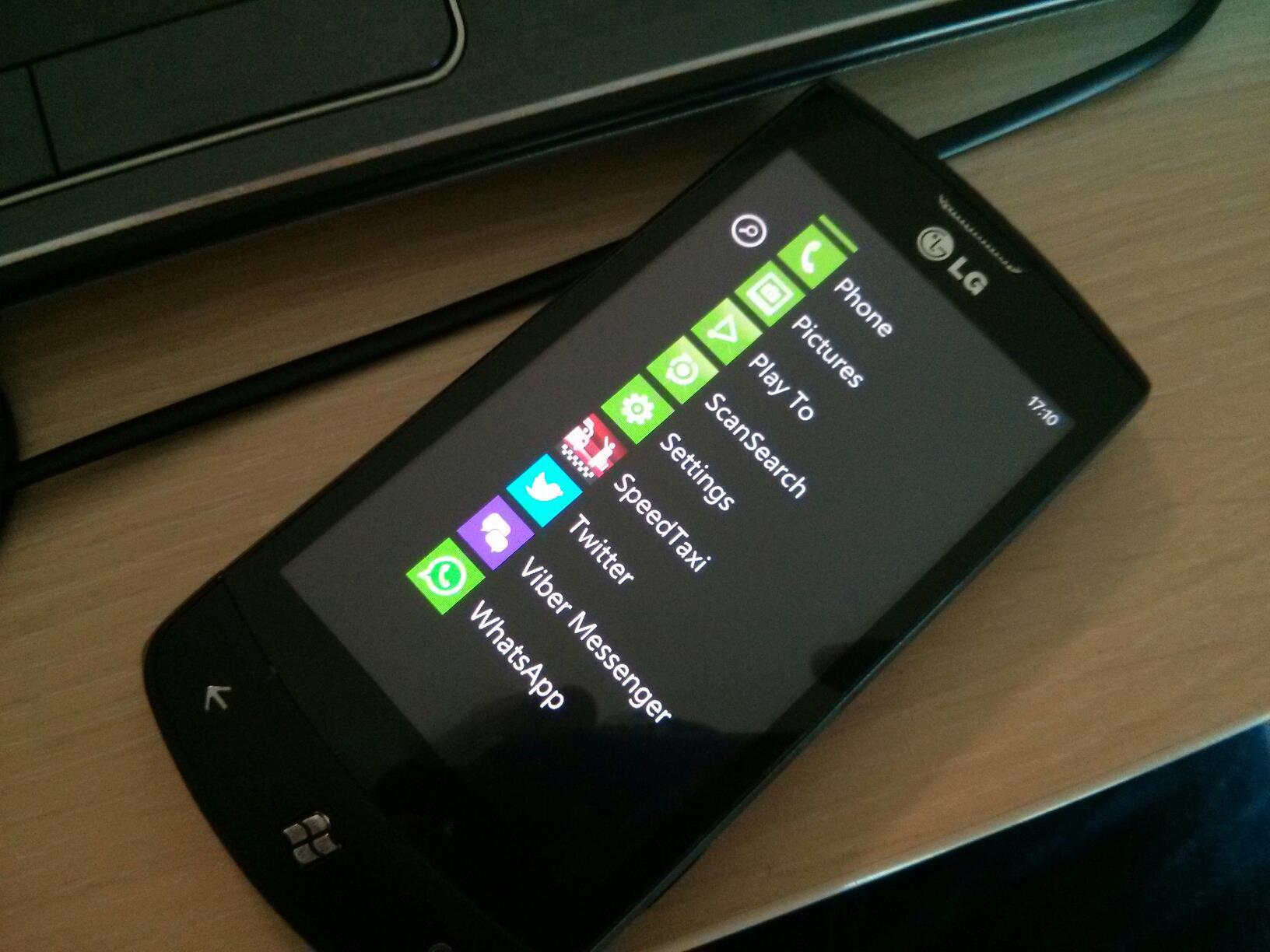 Speed Taxi  in final pe Windows Phone
