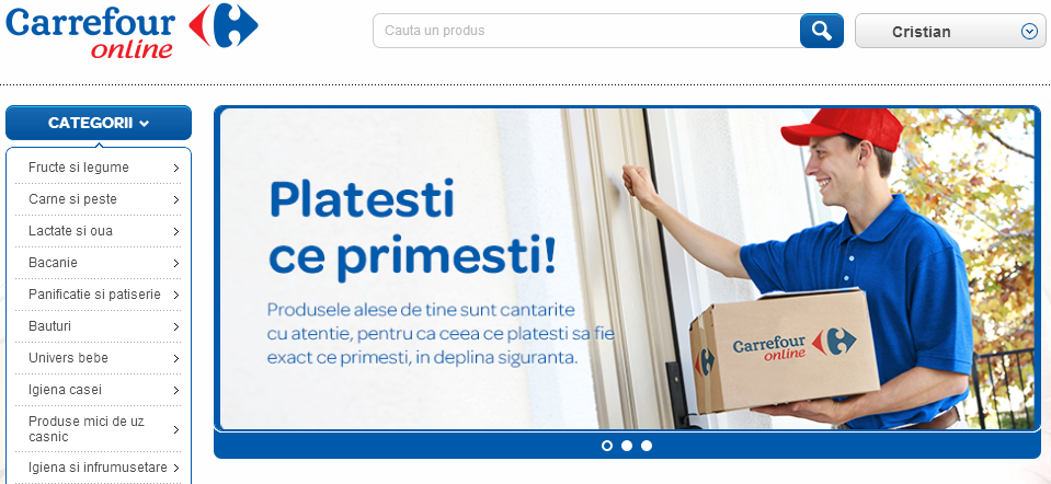 Carrefour-online