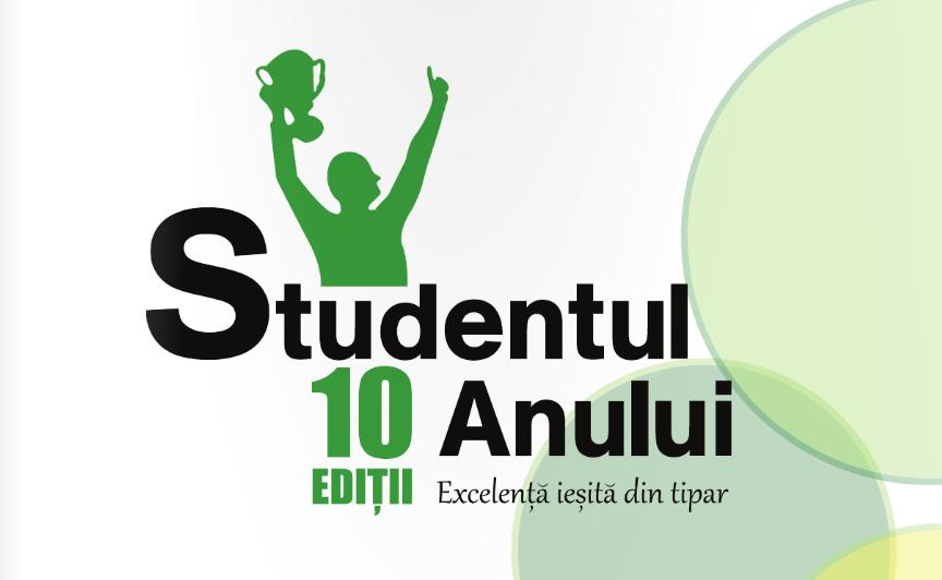 studentul anului 2013 - editia a zecea
