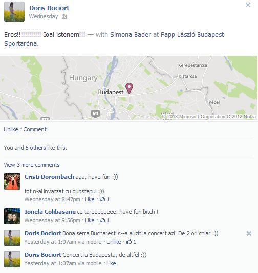 Sursele confirma: Bucuresti e la Budapesta