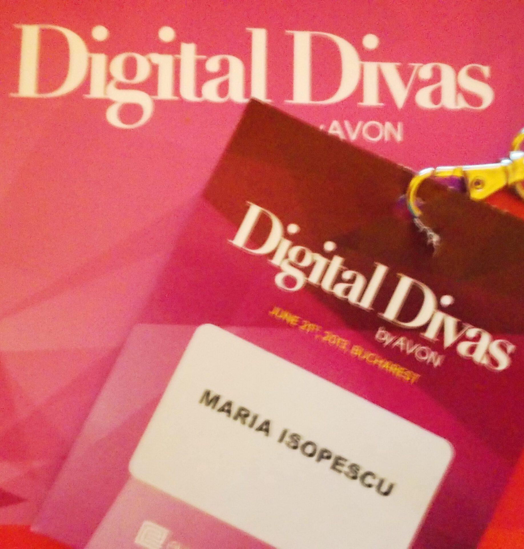 Povestea Digital Divas 2013