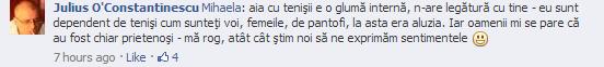 julius si mihaela radulescu pe facebook