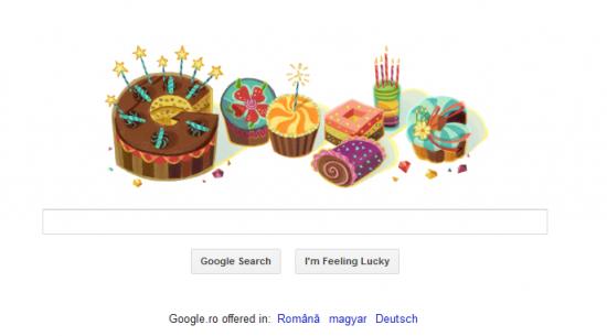 google la multi ani