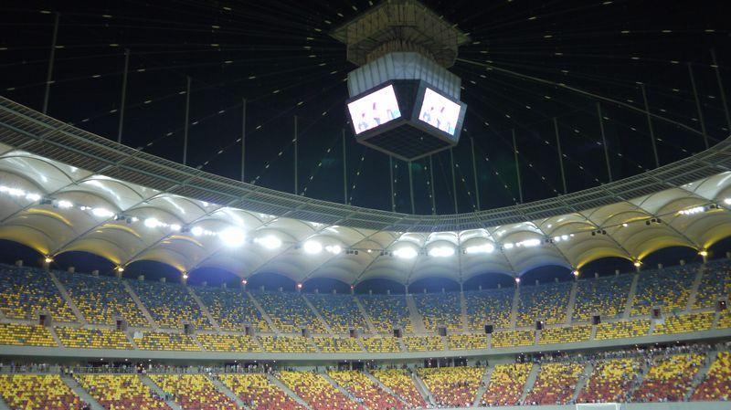 BILETE la meciul Romania Ungaria
