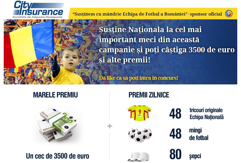 Romania – Ungaria: 3-0, spectacol total