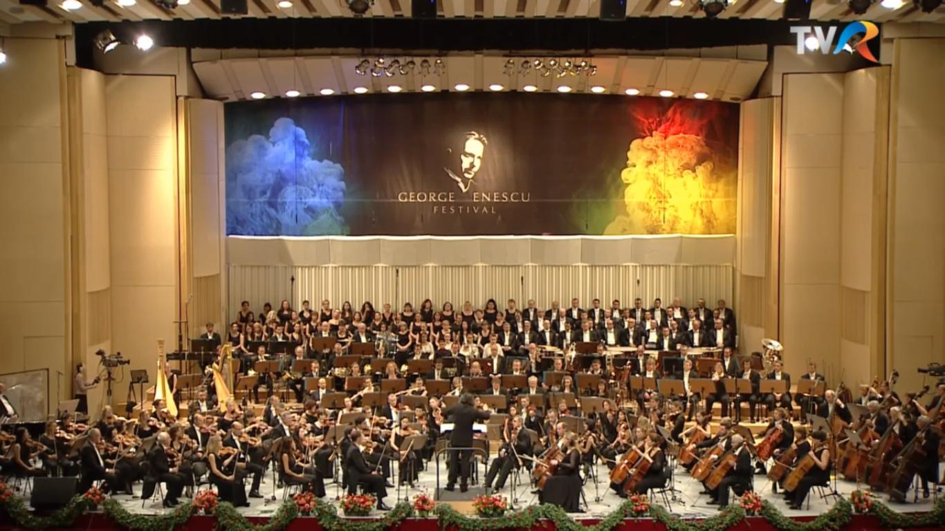 Festivalul Enescu LIVE pe Youtube