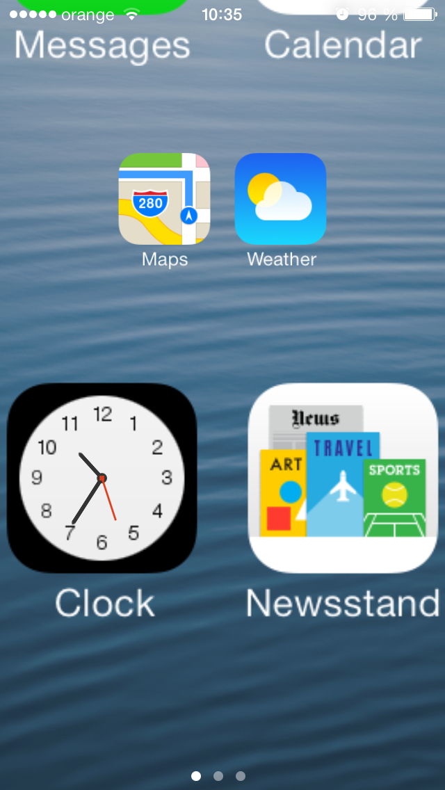 Nu faceti update la iOS7
