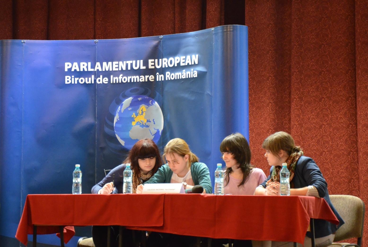 """Colegiul Național """"Ion Creangă"""" a câștigat titlul de Liceul European al Anului"""
