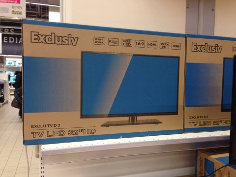 televizorul exclusiv