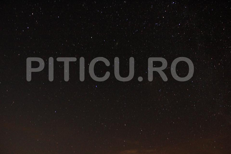 Fotografie de noapte, Barajul Siriu