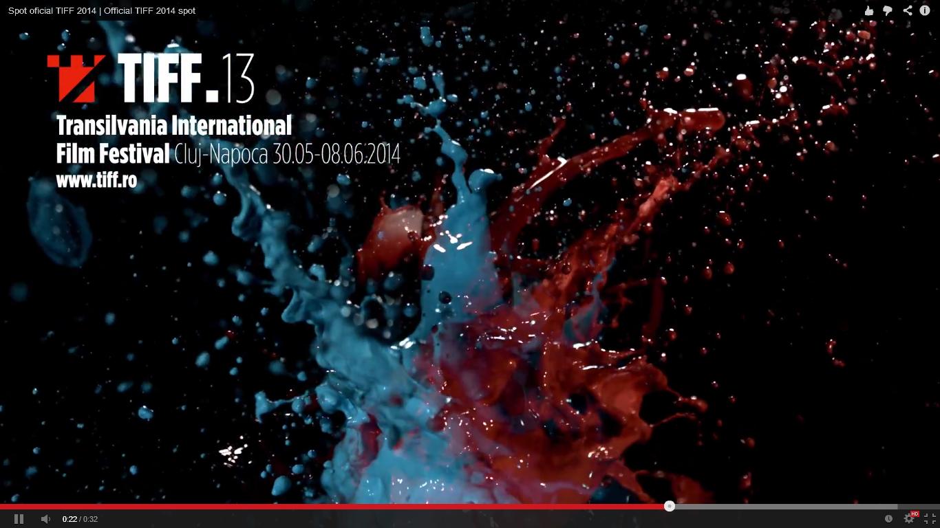 Spotul video TIFF 13