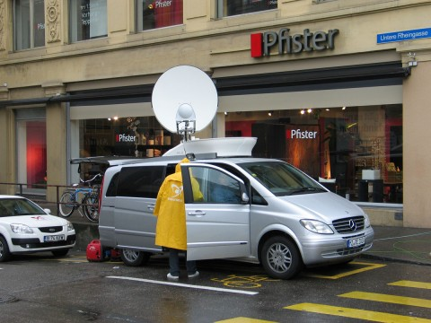 DSNG Realitatea HD ready