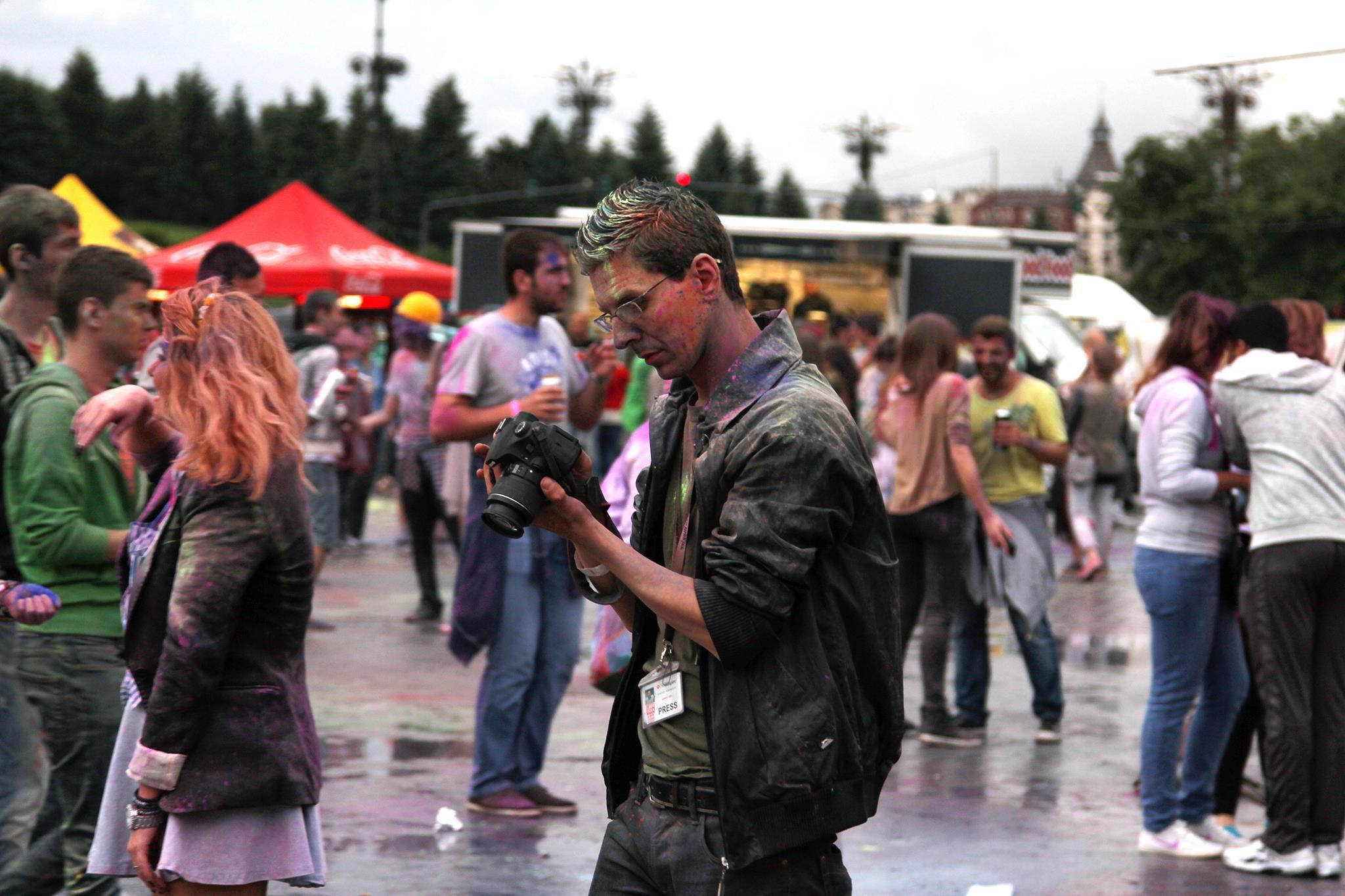 Holi Color Music Festival