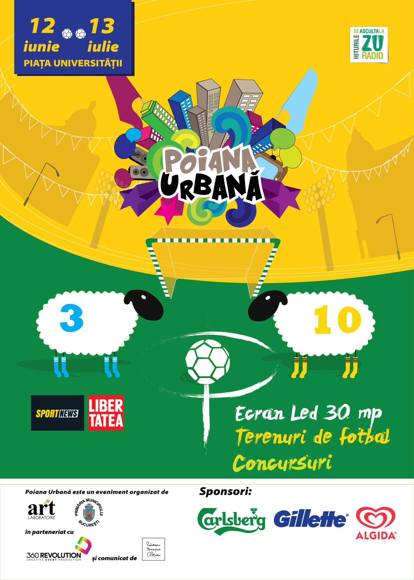 Cupa mondiala se vede in Poiana Urbana