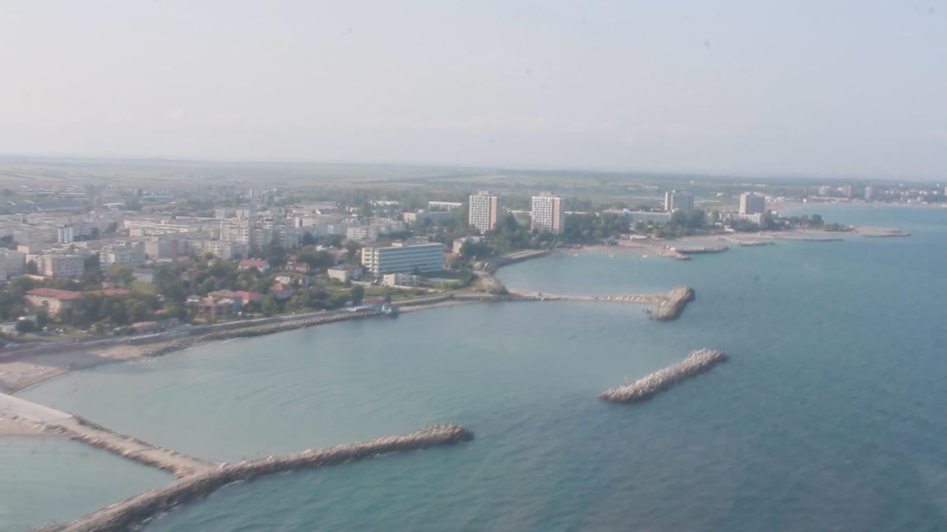 EXCLUSIV – Cum au aratat statiunile de la mare in cel mai aglomerat weekend