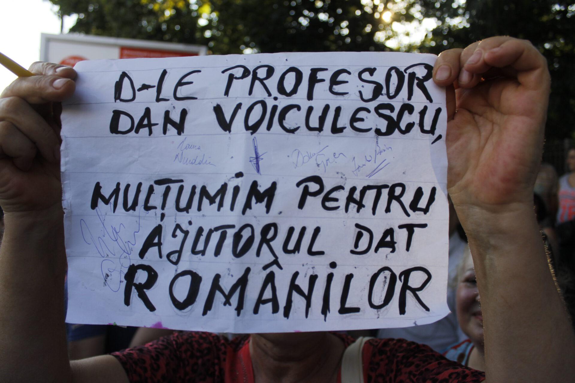 Protestele de la Cotroceni | EXCLUSIV, ce nu s-a vazut la televizor