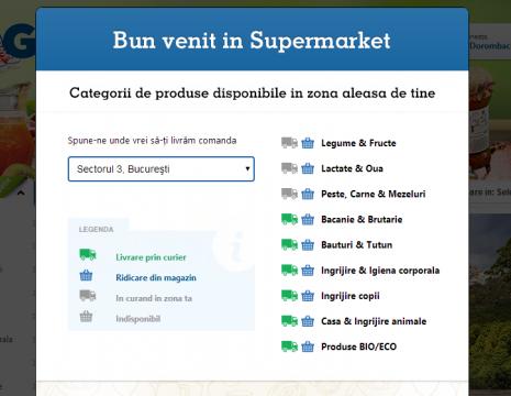 supermarket de la emag