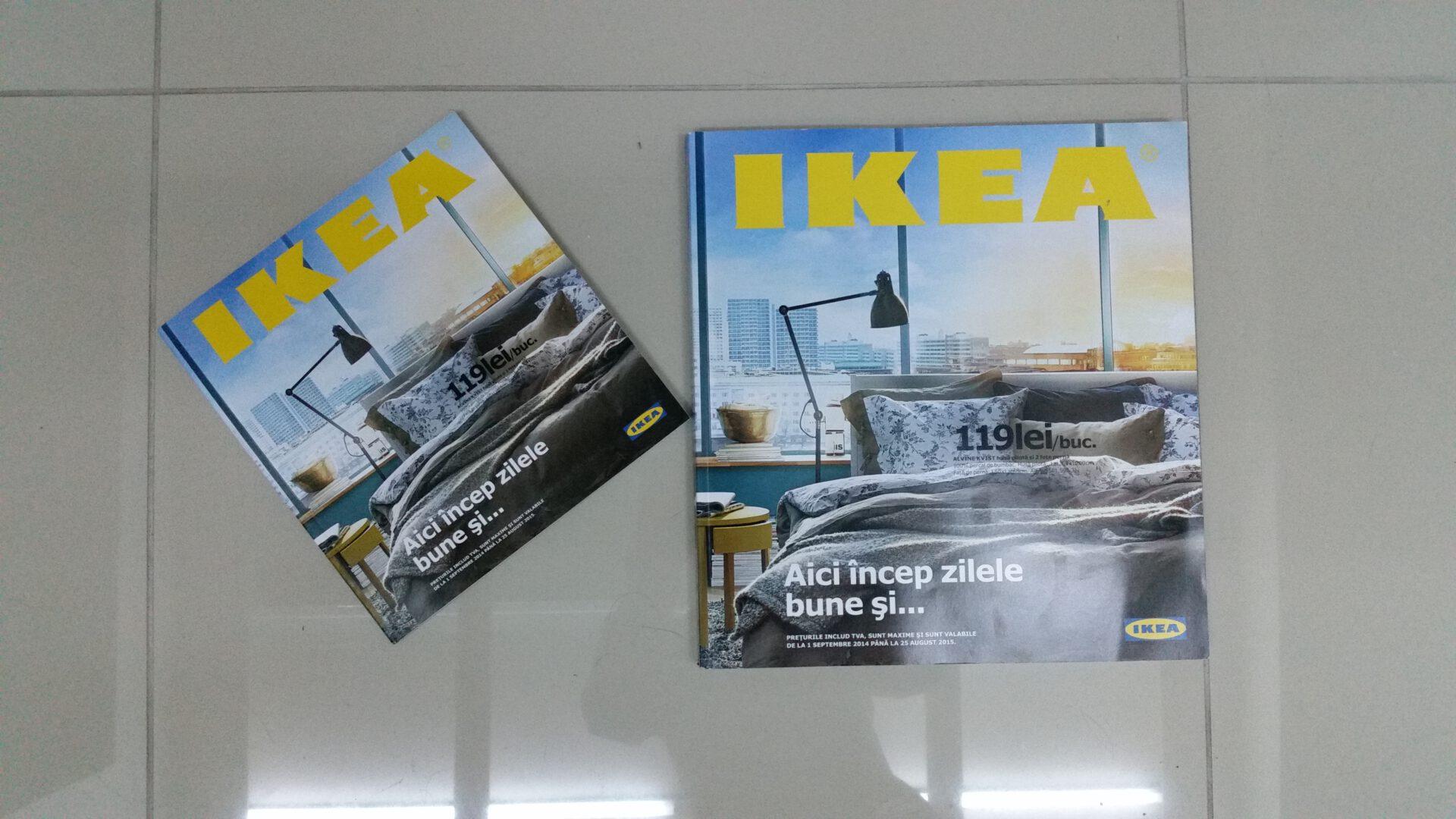 Cea mai tare reclama a catalogului IKEA