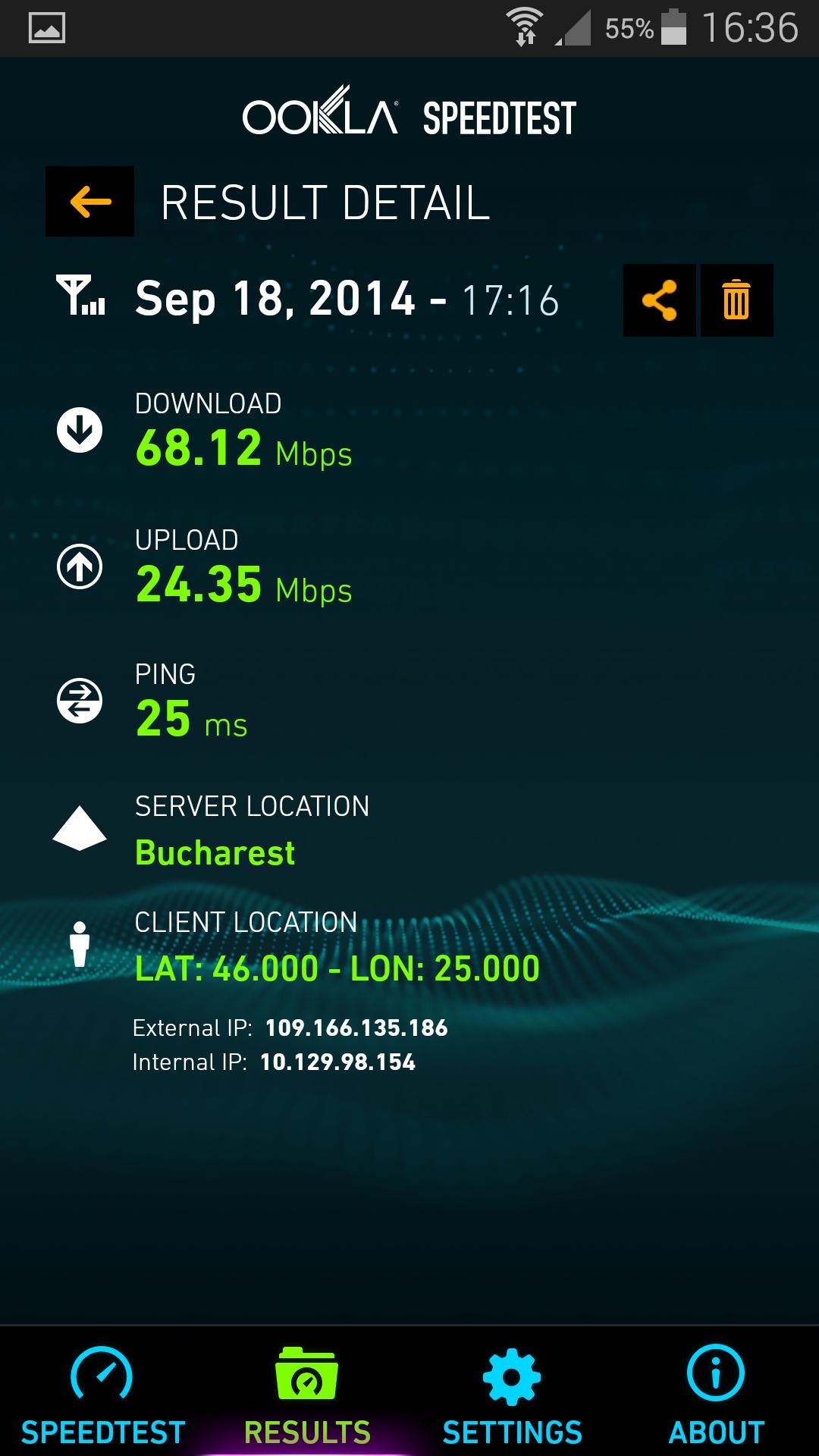 Romania intra in topul tarilor cu cel mai rapid internet mobil