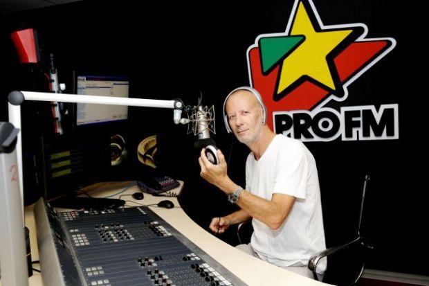 Andrei Gheorghe revine la PROFM