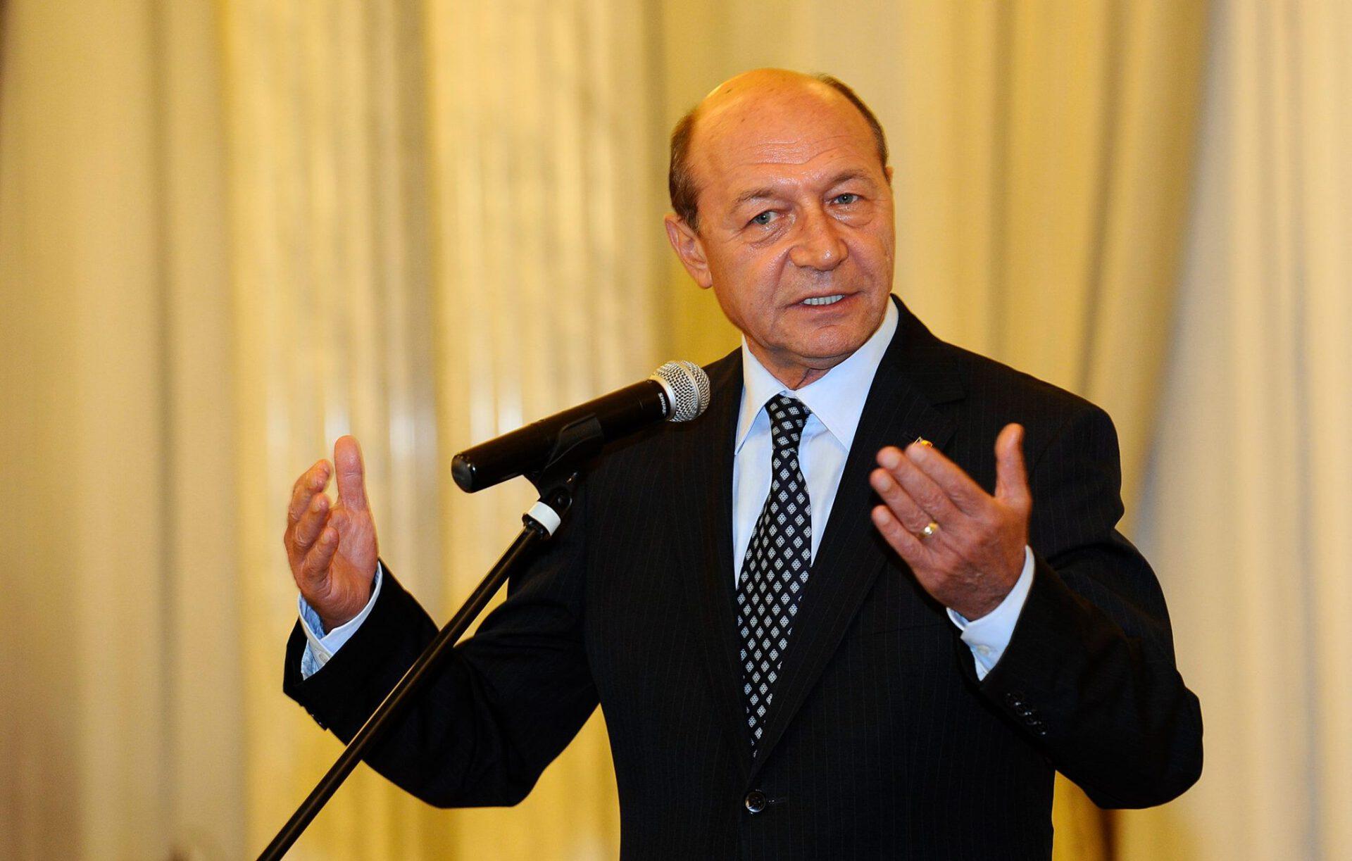 Traian Basescu nu va fi prim ministru