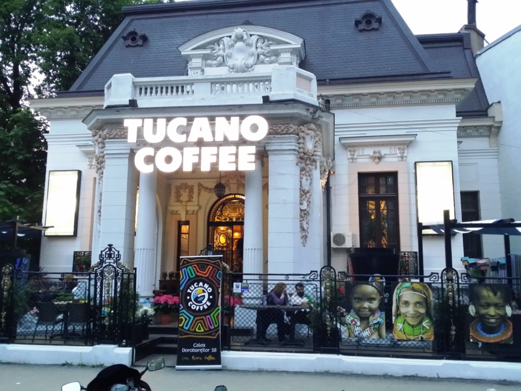Am fost la Tucano Coffee, ca voi sa nu mai fiti nevoiti sa o faceti