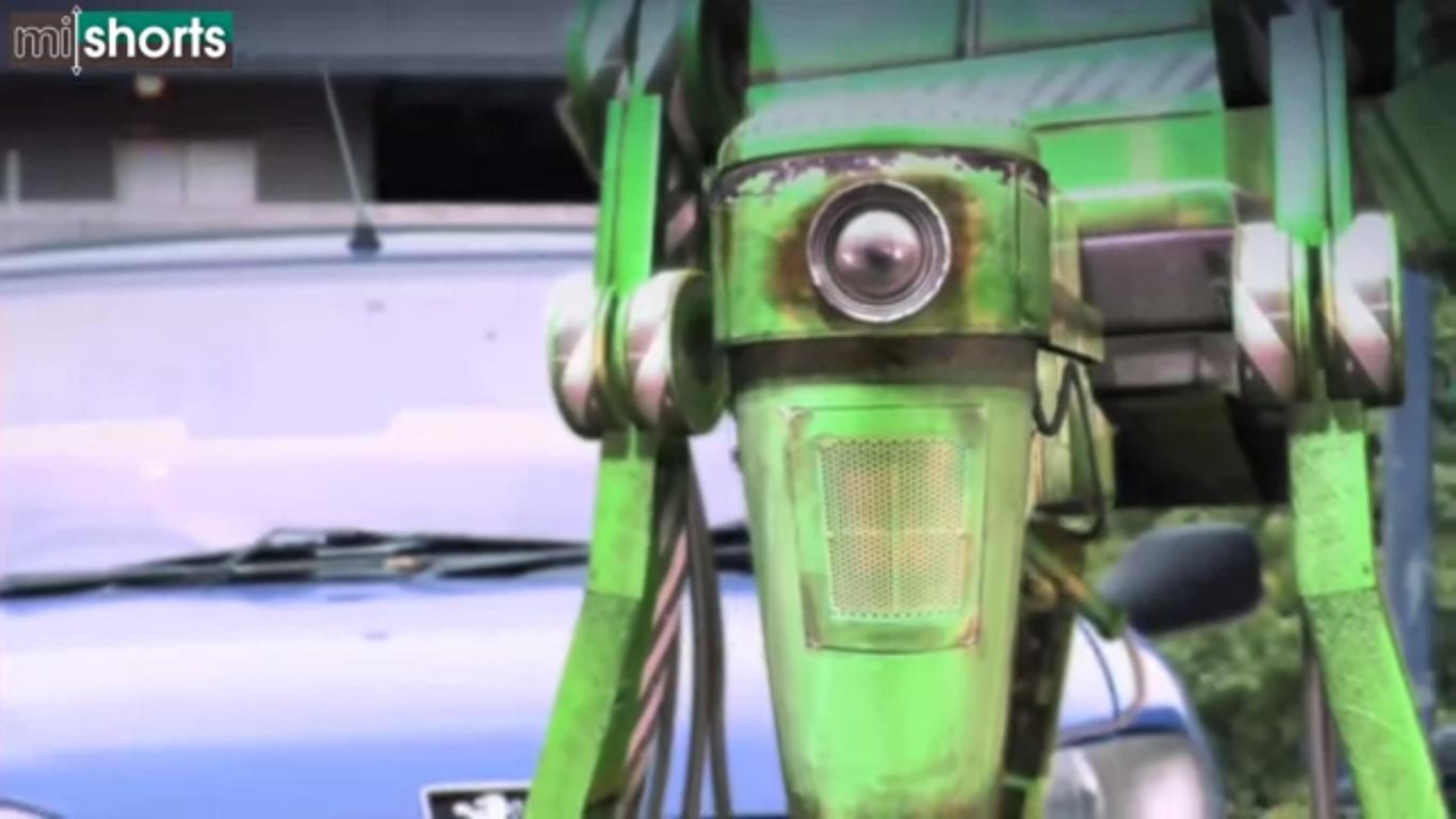 Te-ai certa cu un robot?
