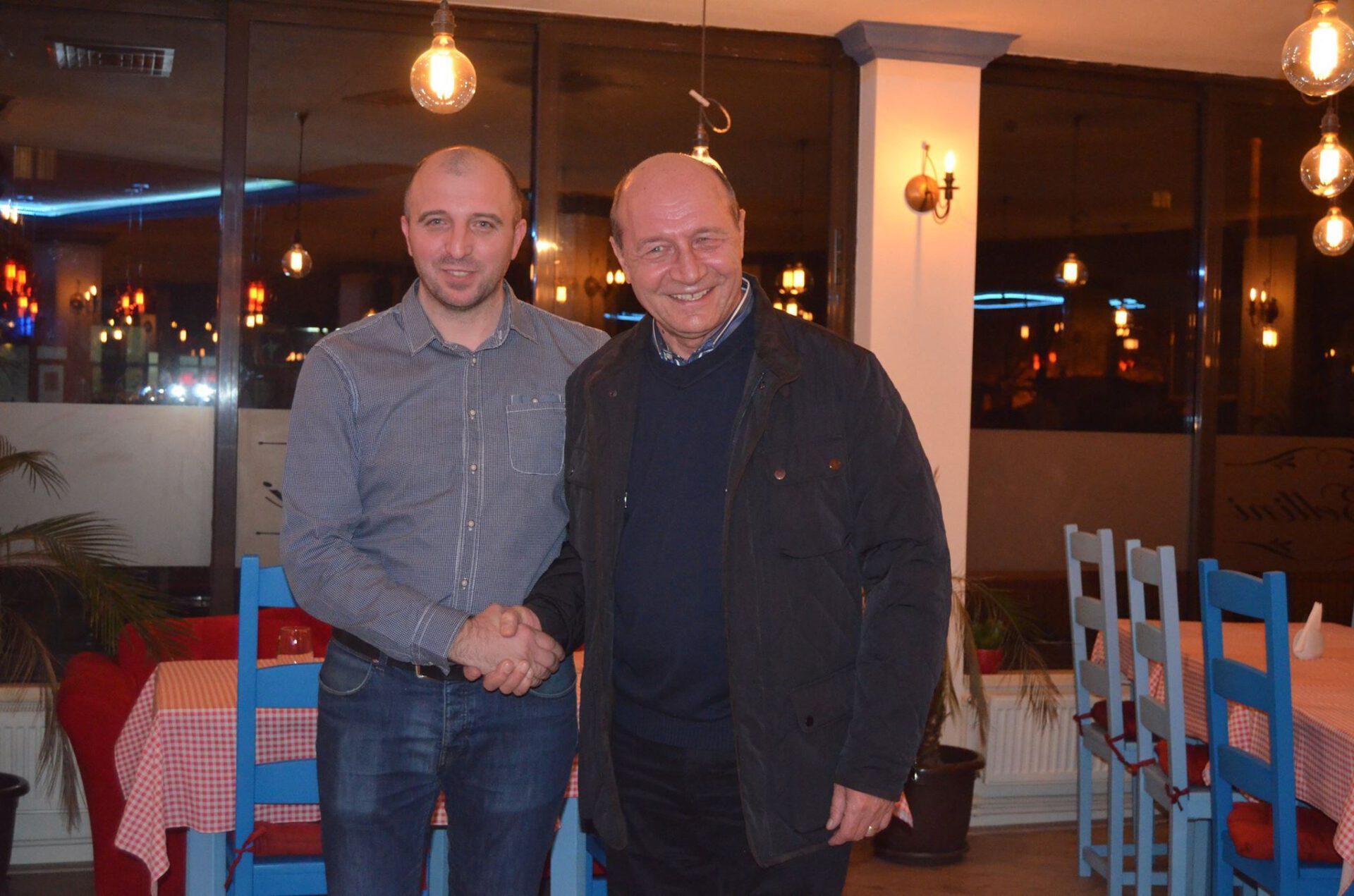 Ce face Traian Basescu de cand nu mai e Presedinte