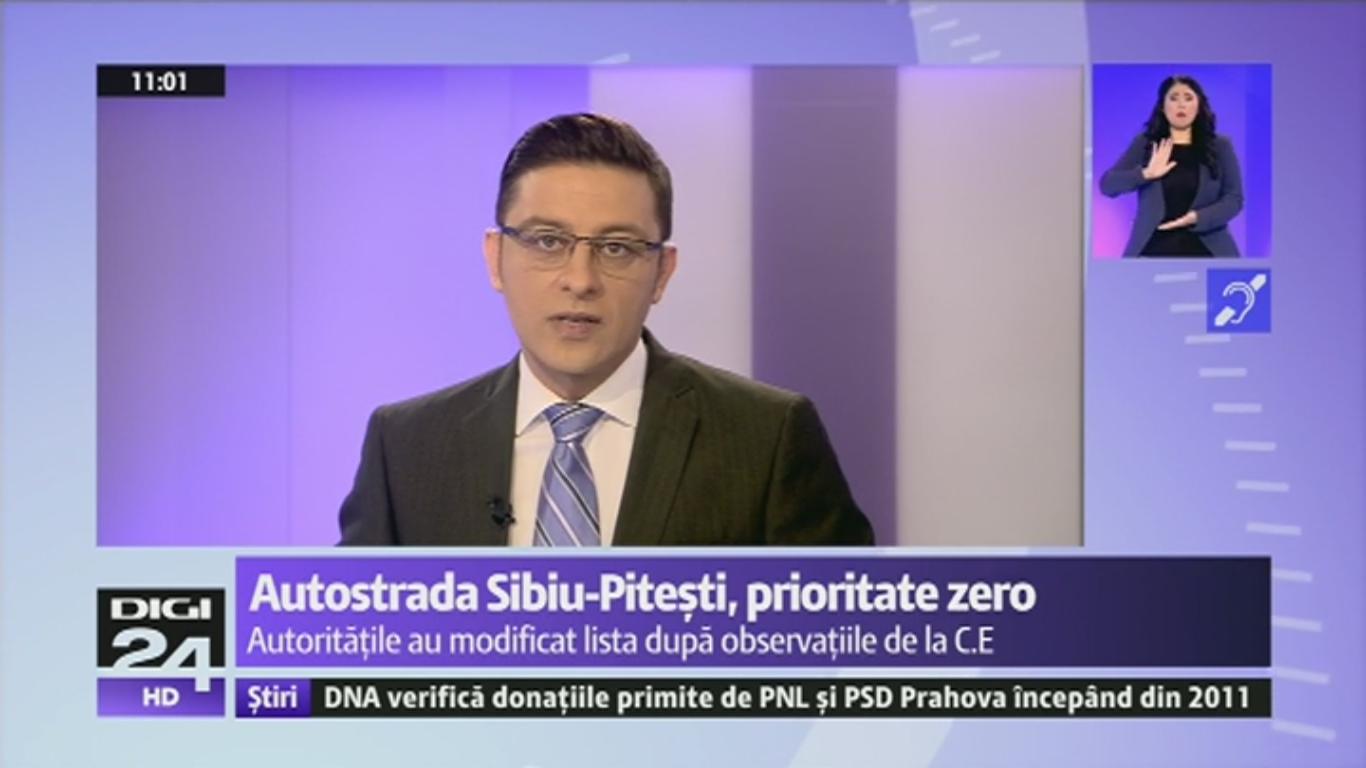 Cea mai aberantă reglementare a CNA, traducerea știrilor pentru surdo-muți