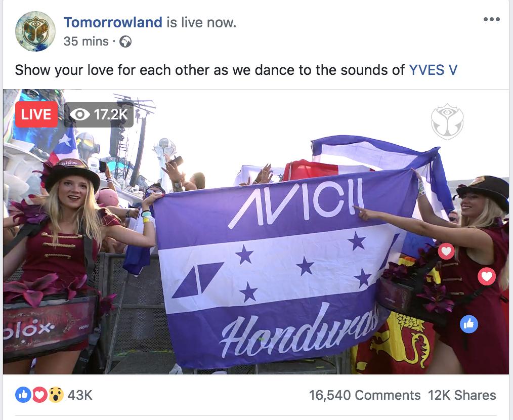Youtube tinde să piardă bătălia cu Facebook pentru evenimentele live