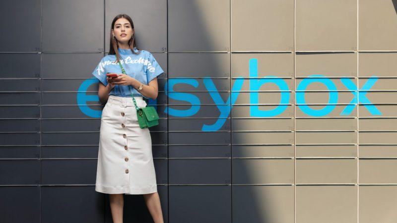Retur la EasyBox pentru produsele FashionDays
