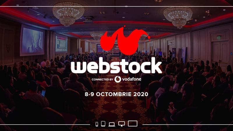 Webstock 2020 pentru două zile