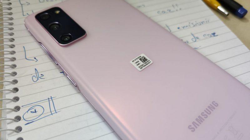 Cum arată Samsung S20 FE 5G