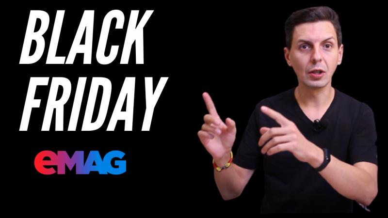 Cum te pregătești de cumpărăturile de Black Friday