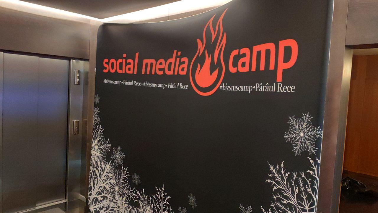 Cum este la Biz SMS Camp de la București